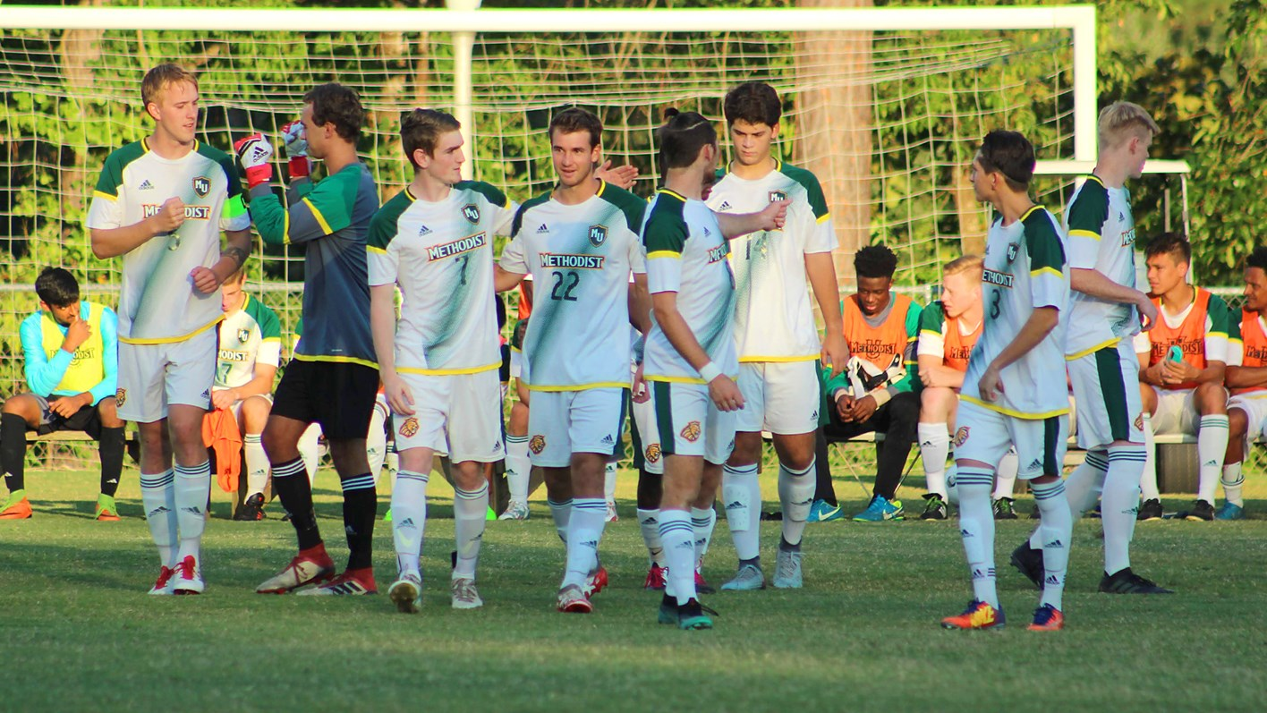 Men's Soccer - Methodist University Athletics